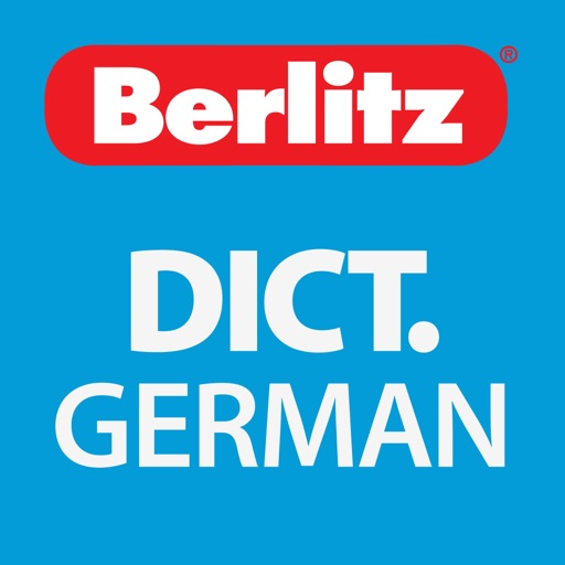 German - English Berlitz Basic Talking Dictionary