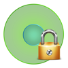 隱藏的間諜鎖相機,用密碼保護加密