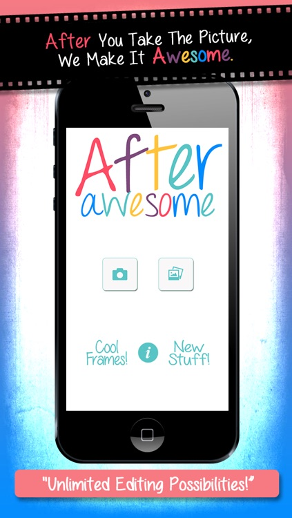 After Awesome Free : All-In-1 Photo Editor Including Focus, Enhance, Effect.s And More!
