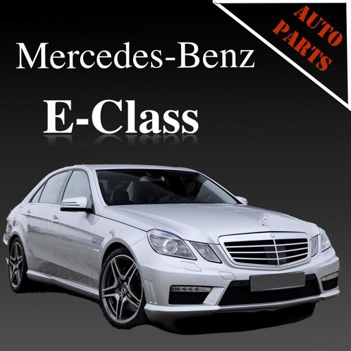 Autoparts Mercedes-Benz E-class