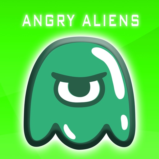 Angry Alien Game - Free