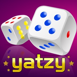 A Yahtzy High Rollers Dice Club