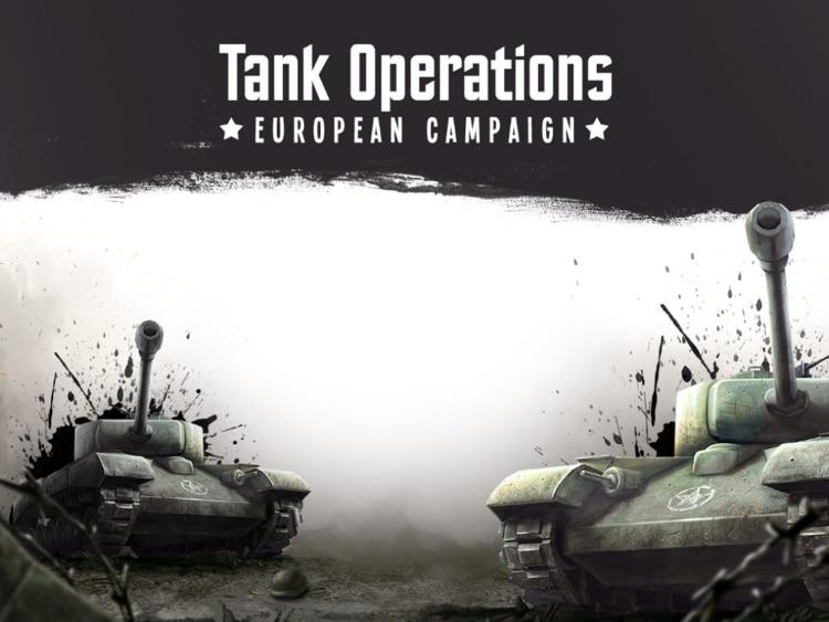 Tank Operations: European Campaign screenshot-0