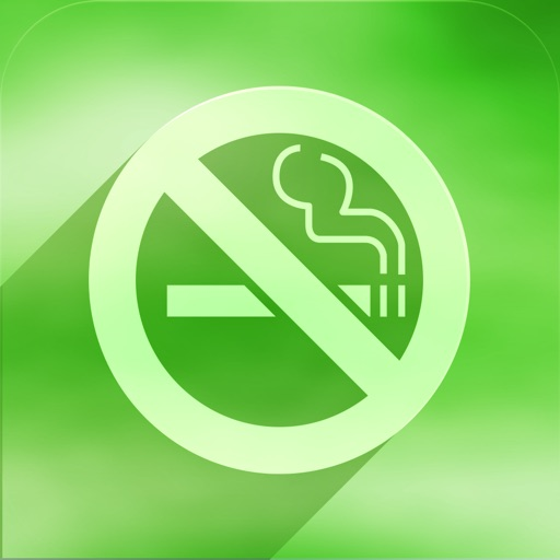 Smoke Free - Quit smoking today, achieve your goal of self control and freedom from tobacco. Daily motivational reminders, cost savings calculator, streak tracker