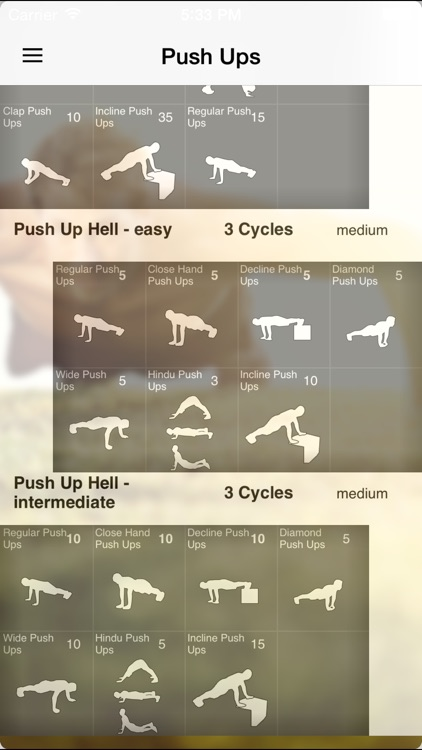 Push Ups: Full Fitness Buddy Workout Personal Trainer to Lose Weight and Burn Calories