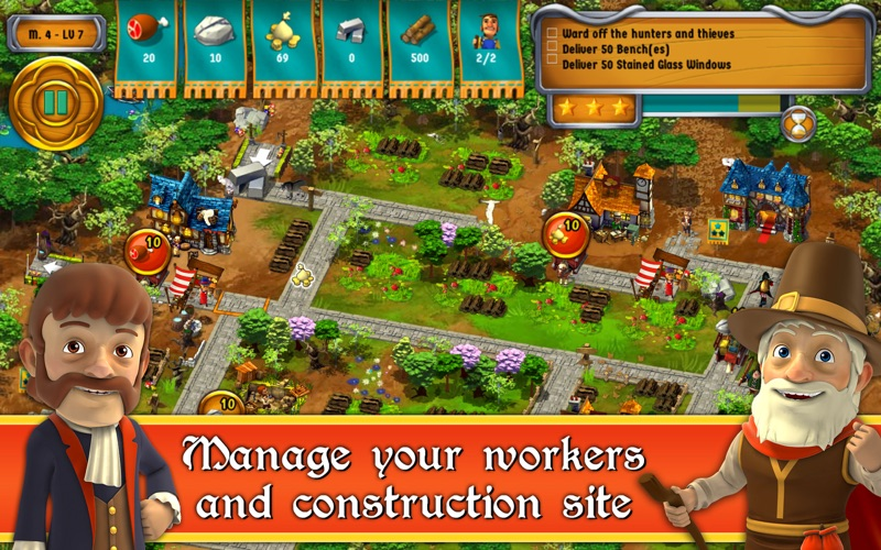 Monument Builders : Cathedral Rising screenshot 4