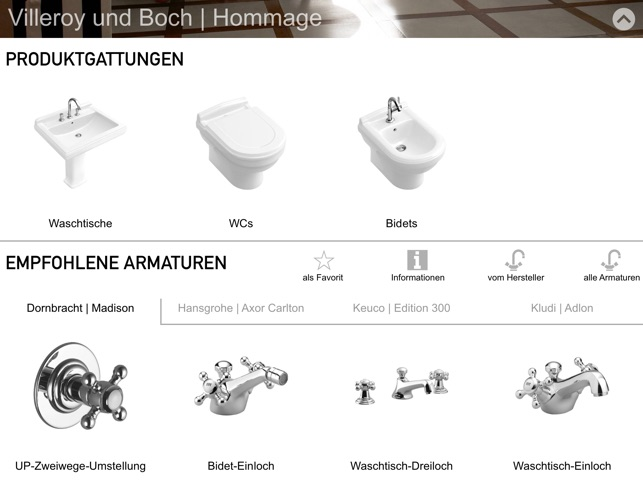 sbz badguide deutschlands gr te badausstellung im app store. Black Bedroom Furniture Sets. Home Design Ideas