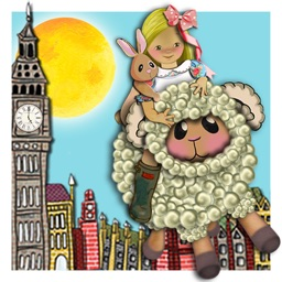 Maddy Goes to London - Interactive Fable For Kids