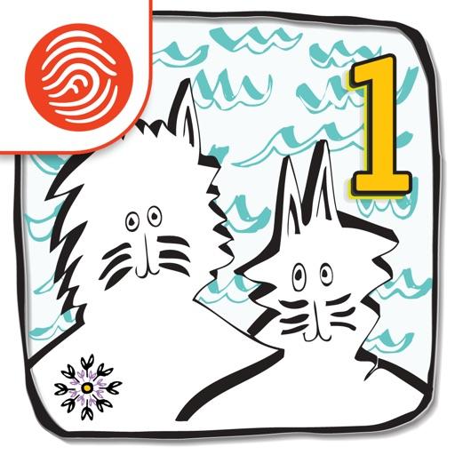 TheGames: 1st Grade Math - A Fingerprint Network App