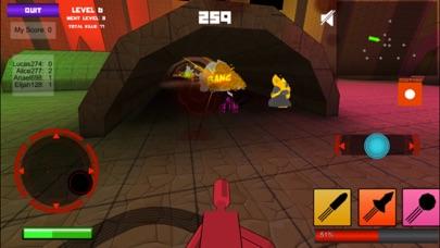 Pixel Tank 3D - Multiplayer Shooter screenshot one