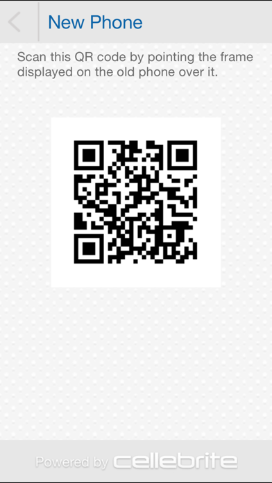 Cellebrite Transfer App