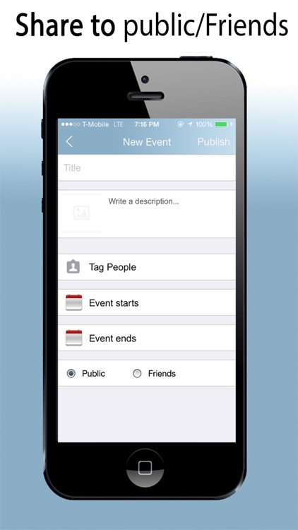 Social Events - An Excellent Way to Share Events and Bring People Together screenshot-3