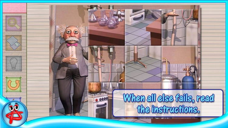 Foolish Wisdoms: Free Jigsaw Puzzle screenshot-1