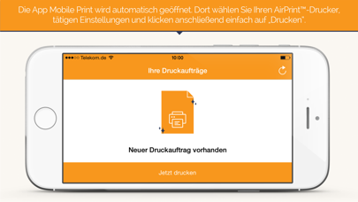 ThinPrint Mobile Print – Remote App- und Virtual Desktop PrintingScreenshot von 5