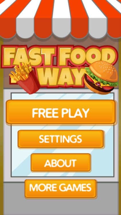 Service: Connect Fast Food Story screenshot-4