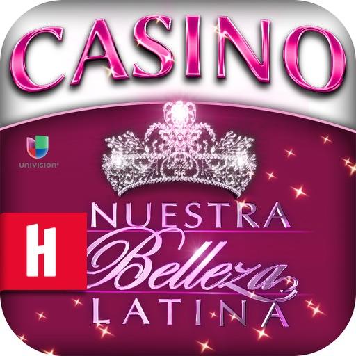 Nuestra Belleza Latina Casino - FREE Slots, Blackjack & Video Poker icon