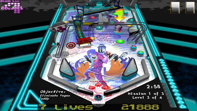 Pinball Massacre Lite screenshot-0