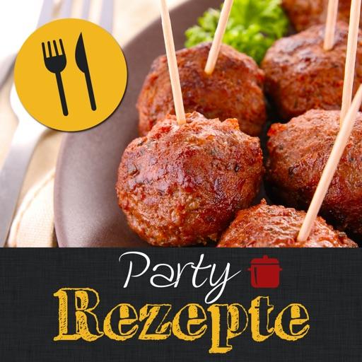 Party-Rezepte - Schnelle Häppchen, kaltes Buffet und Fingerfood