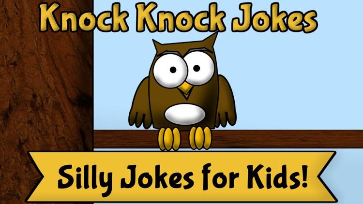 Knock Knock Jokes for Kids: The Best Good Clean Funny Jokes screenshot-0