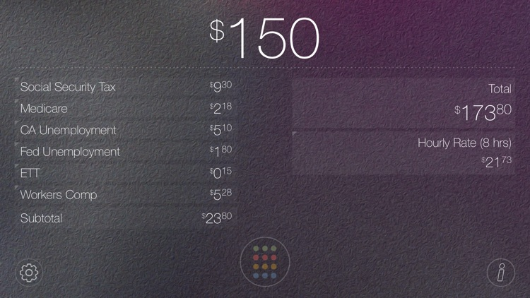 Employee Real Cost Calculator screenshot-3