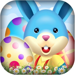 An Easter Bunny Hunt - A Cute Animal Egg Catcher