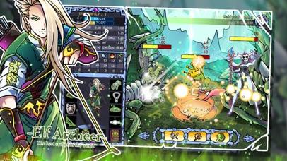 Monster Dungeons : Magic & Swords Free screenshot two