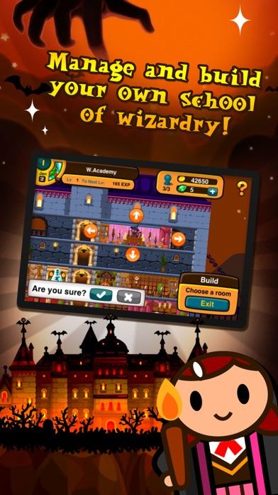 Little Warlock School screenshot one
