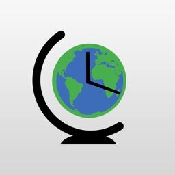 The World View Clock - Pittsburgh Edition