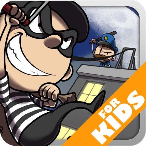 Thief Job for Kids
