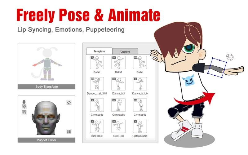CrazyTalk Animator 2 Standard   App Price Drops