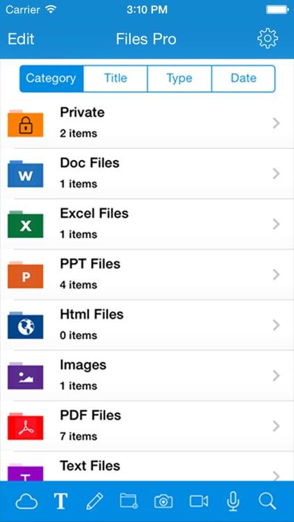 Files Pro