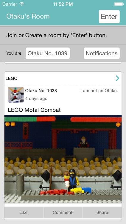 Otaku's Room screenshot-4