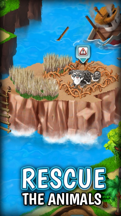 Animal Voyage: Island Adventure screenshot-0