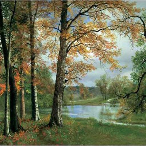 All Albert Bierstadt Paintings