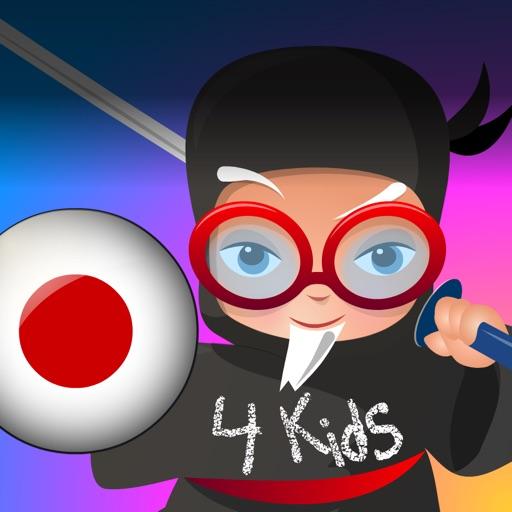 Professor Ninja Japanese For Kids