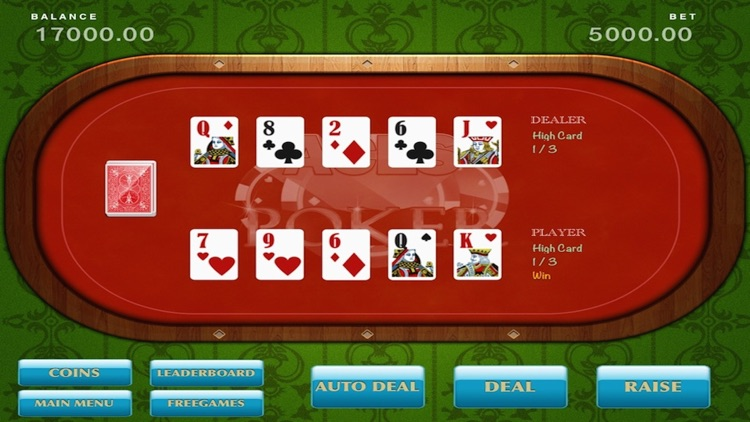 Ace's Poker - Texas Holdem!