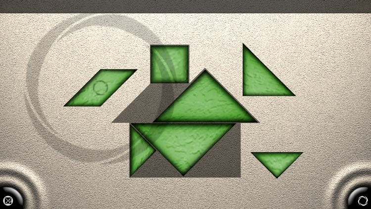 TanZen - Relaxing tangram puzzles screenshot-0