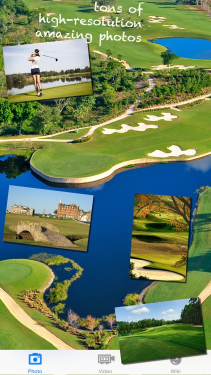 Perfect Golf Courses of the World