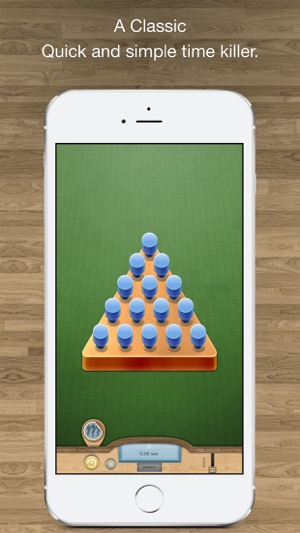 Peg Jump on the App Store
