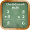 Chalkboard Math is the perfect app for elementary school students in need of math practice in the following areas: addition, subtraction, multiplication, and division