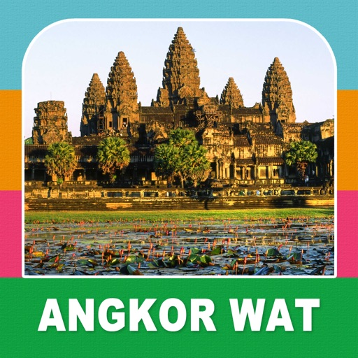 Angkor Wat Travel Guide icon