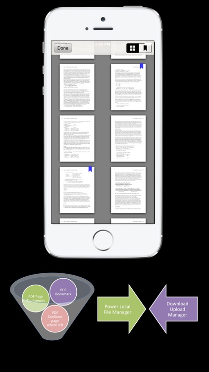 PDF Pages : Add, Move and Remove PDF pages screenshot-3
