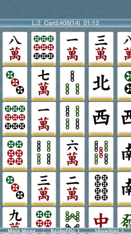 Mahjong Pair II Free screenshot-4
