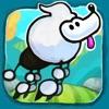 ! Poodle Jump - 贵宾犬跳跃乐趣 - 跳跃游戏