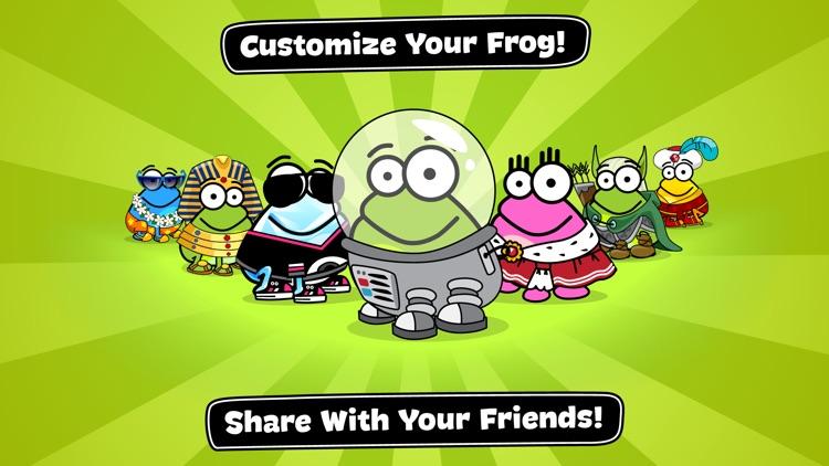 Tap the Frog: Doodle screenshot-4