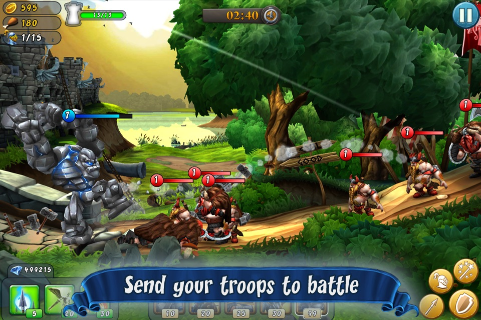 CastleStorm - Free to Siege - Online Game Hack and Cheat