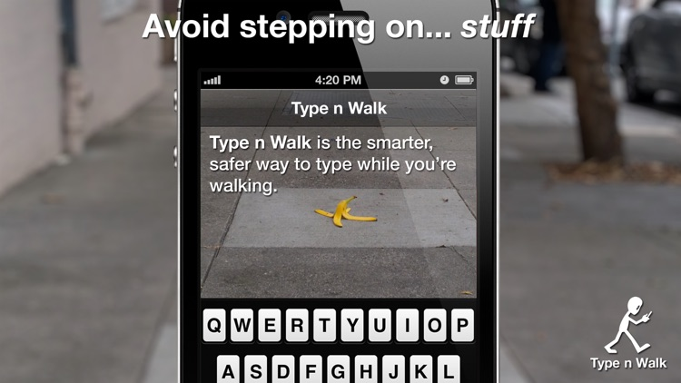Type n Walk screenshot-2