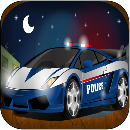 Amazing Police Car Racing Awesome Speed Mountain Race By