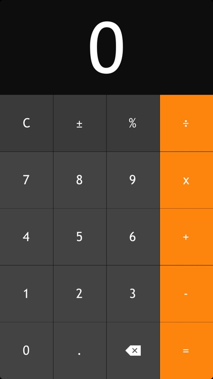 Calc - Simple Calculator App & Widget