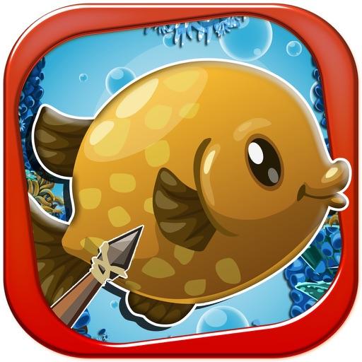 Ridiculous Splashy Spear Fishing iOS App